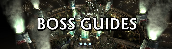 Final Fantasy 7 (FFVII) - Boss Guides
