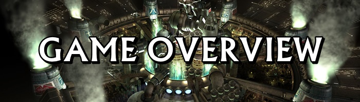 Final Fantasy 7 (FFVII) - Game Overview
