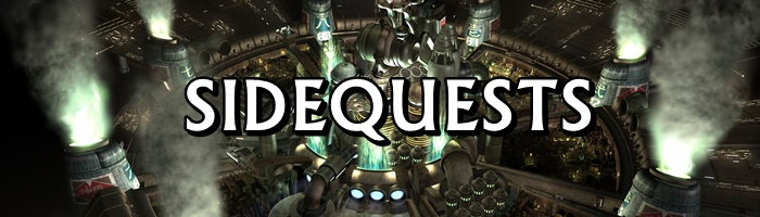 Final Fantasy 7 (FFVII) - Sidequests