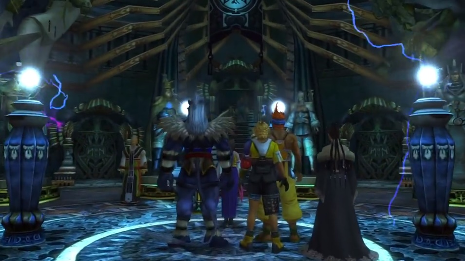 FFX Djose Highroad and Temple Walkthrough