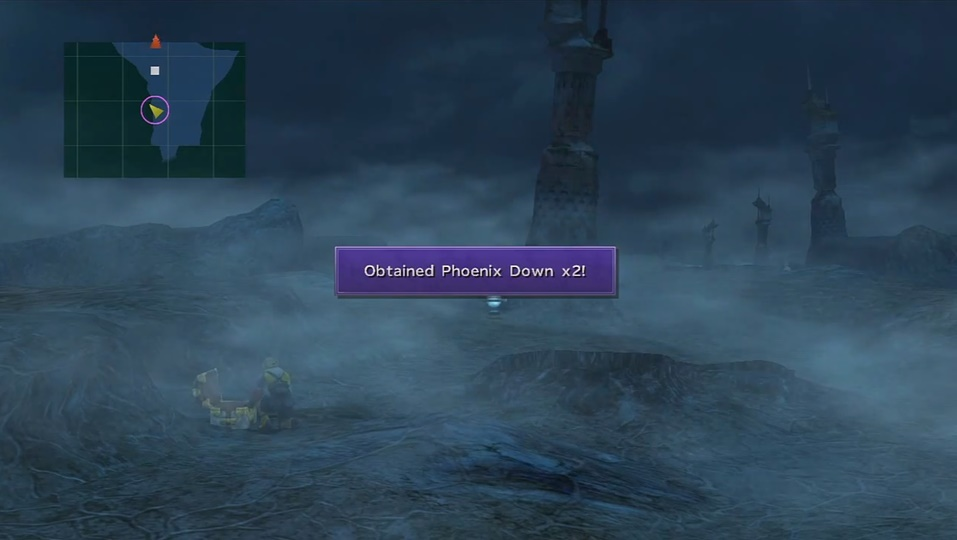 FFX Thunder Plains Walkthrough