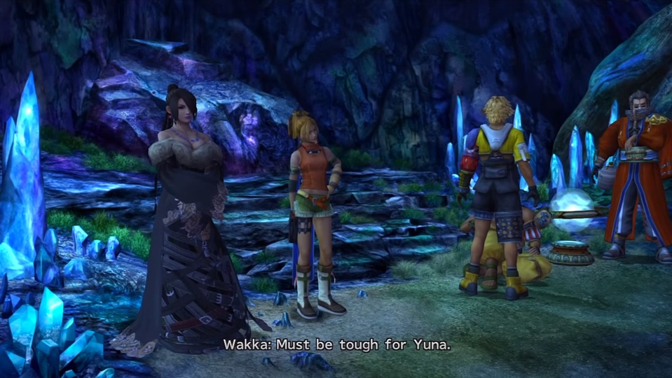 FFX Return to Macalania Woods Walkthrough