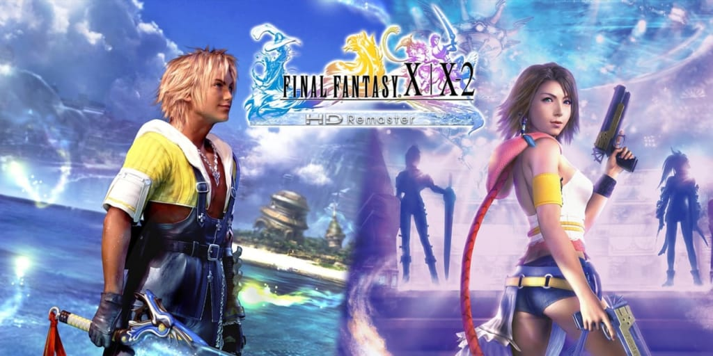 Final Fantasy X / X-2 HD Remaster - Header