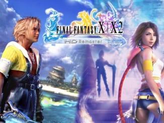 Final Fantasy X / X-2 HD Remaster - Header