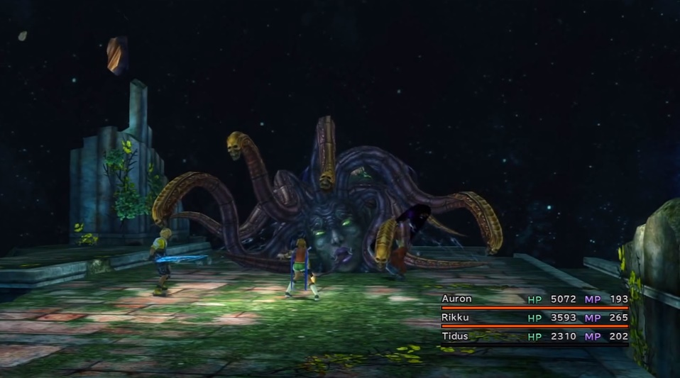 FFX Zanarkand Ruins Walkthrough