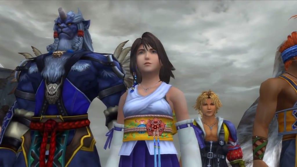 Final Fantasy X / X-2 HD Remaster - Walkthrough Part 24 - Gagazet Cave