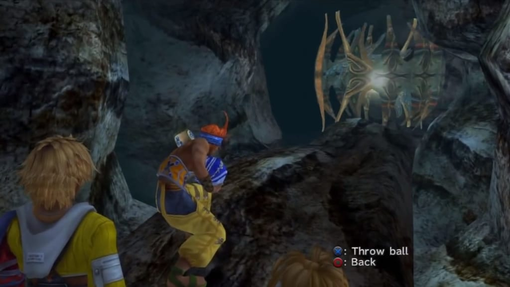 Final Fantasy X / X-2 HD Remaster - Walkthrough Part 25 - Gagazet Cave