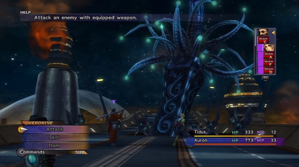 FFX Sinspawn Ammes Boss Guide
