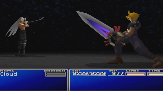 Sephiroth Boss Guide