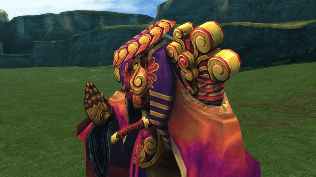Final Fantasy 10 - Yojimbo Aeon