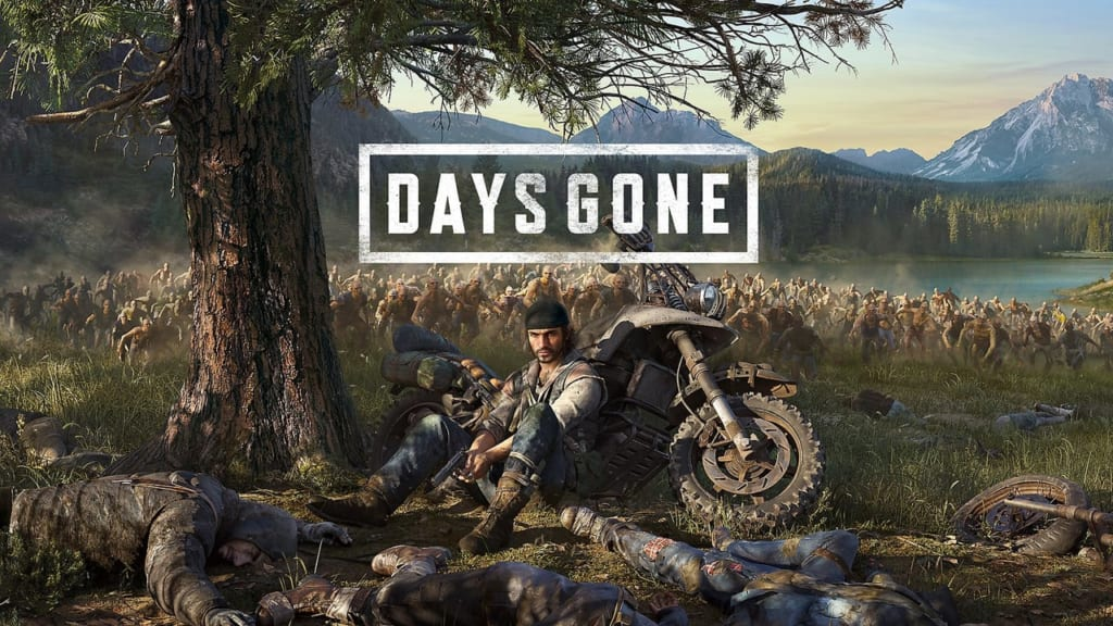 Days Gone - Header