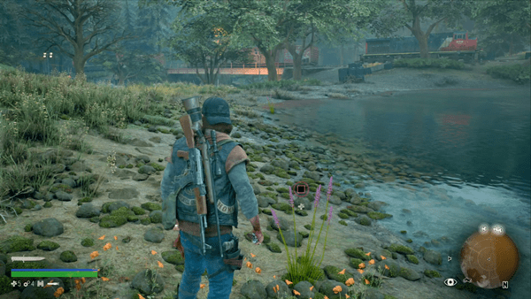 Days Gone give me a couple of days walkthrough