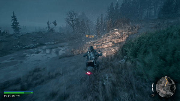 Days Gone Playing All Night Wakthrough