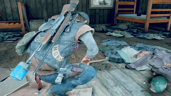 Days Gone A Goddamn Warzone Walkthrough