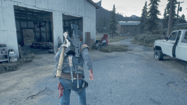 Days Gone About Boozer's Arm Walkthrough
