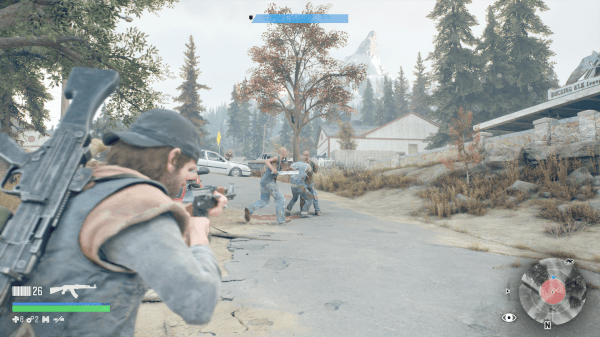 Days Gone It's Not Like I Have A Choice Walkthrough
