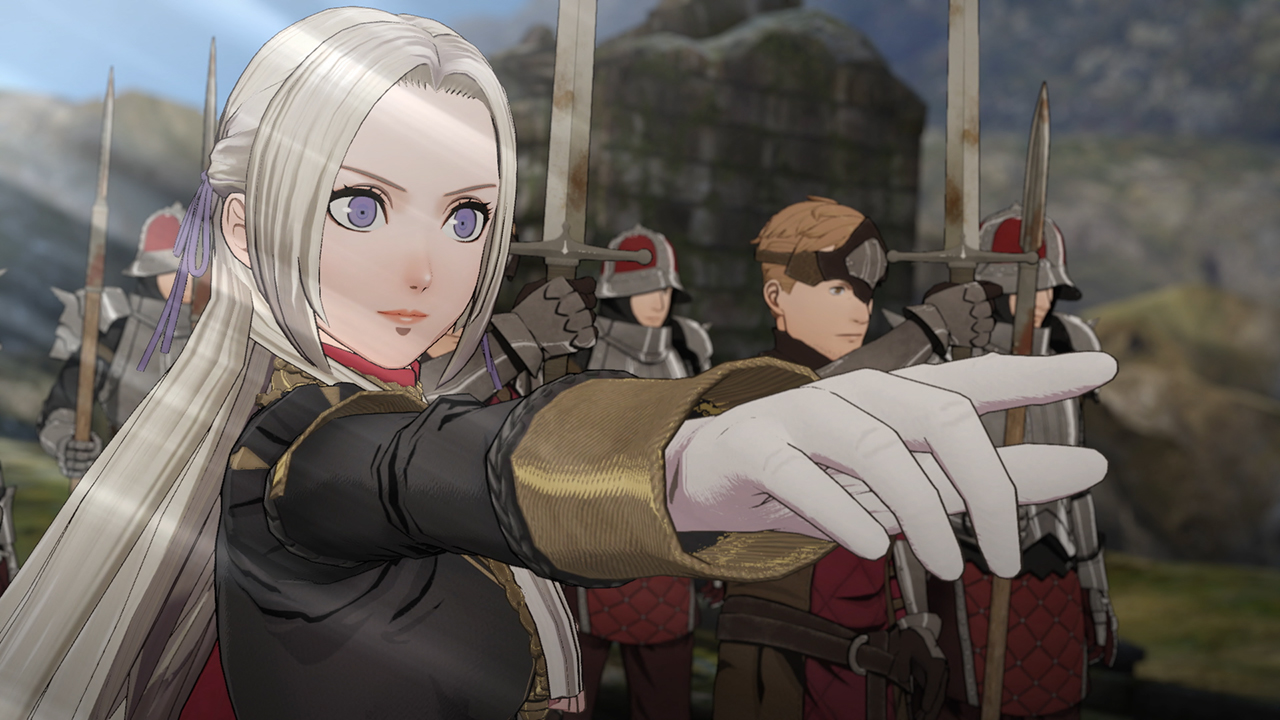 Fire Emblem: Three Houses Edelgard