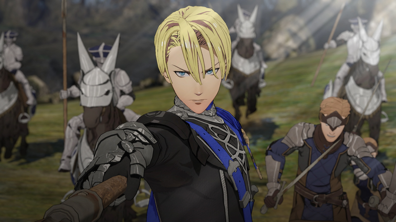 Fire Emblem: Three Houses Dimitri