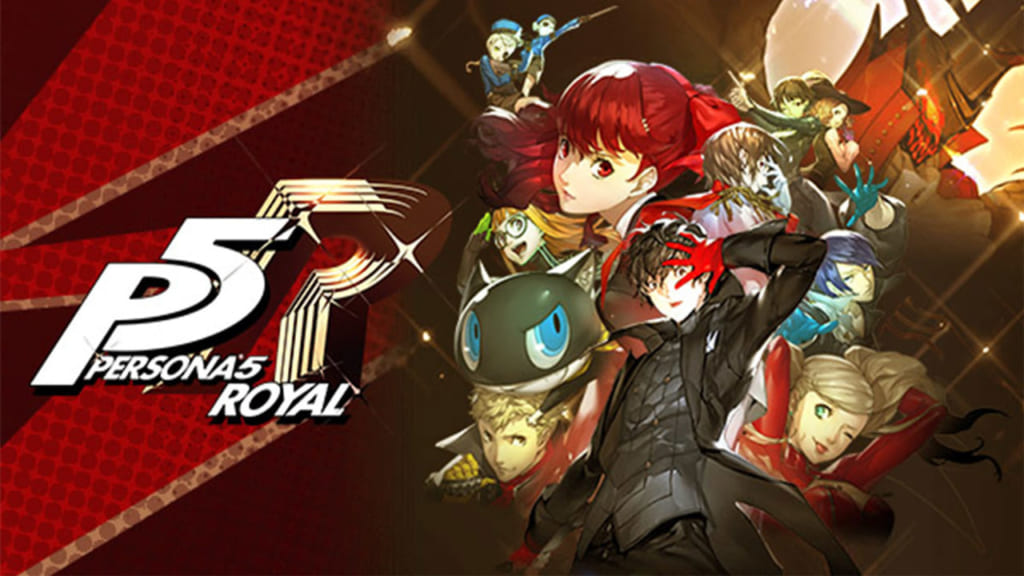 Persona 5 / Persona 5 Royal - Physical and Gun Skill List