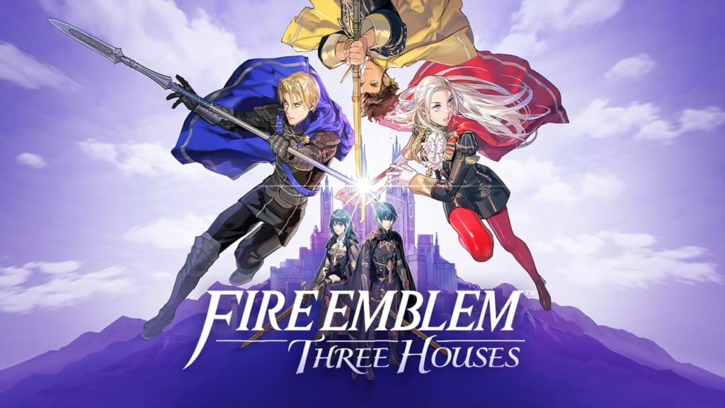 Fire Emblem: Three Houses - Shield List