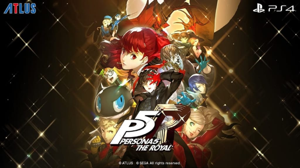 Persona 5 Royal Game Guide And Walkthrough Samurai Gamers