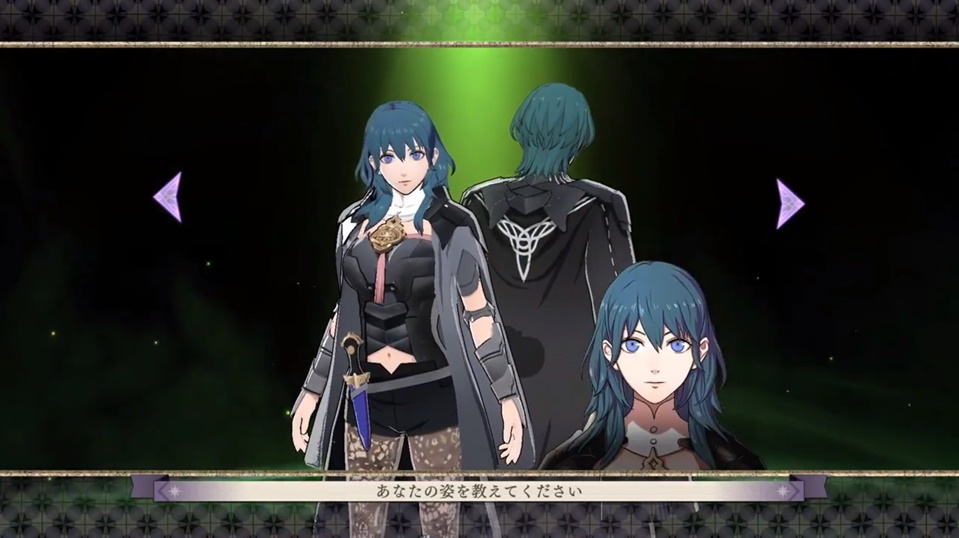 Fire Emblem Three Houses Byleth Female