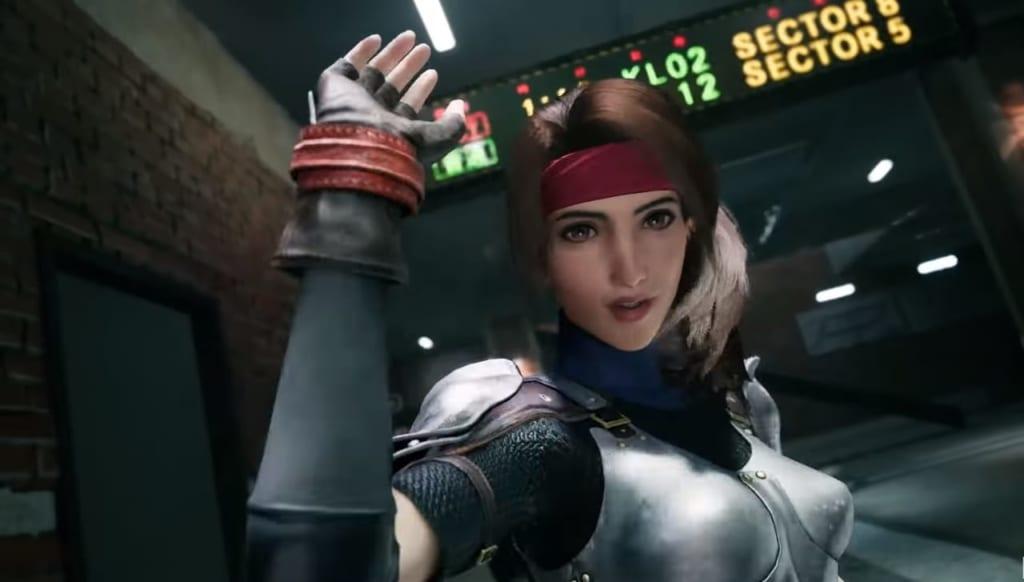 Final Fantasy 7 Remake / FFVII Remake - Trailer Breakdown and Analysis - Jessie of Avalanche