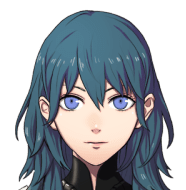 Fire Emblem: Three Houses - Byleth (Female)