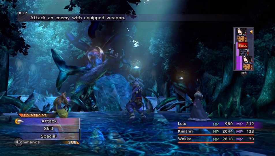 Final Fantasy X Spherimorph Boss Guide