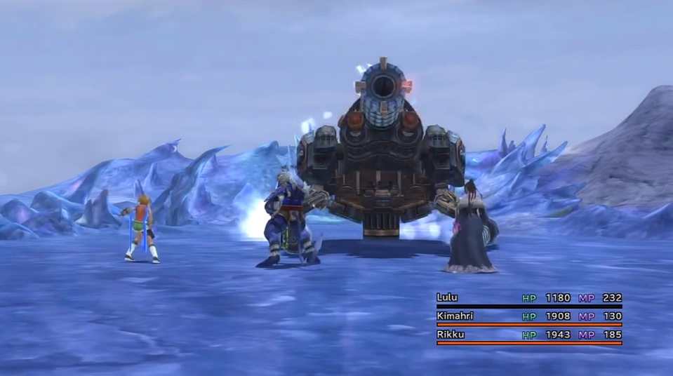 Final Fantasy X Crawler Boss Guide