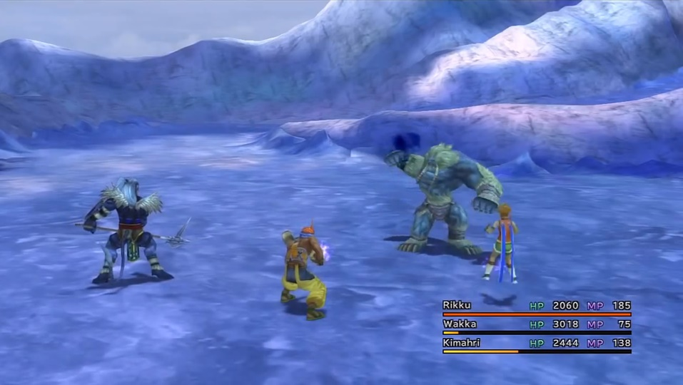 Final Fantasy X Wendigo Boss Guide