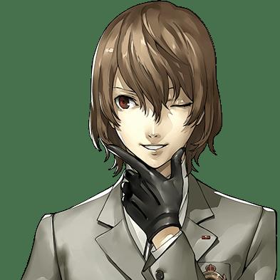 Persona 5 / Persona 5 Royal - Goro Akechi