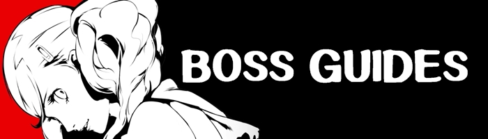 Persona 5 / Persona 5 Royal - Boss Guides by Samurai Gamers