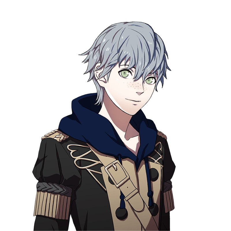 Fire Emblem: Three Houses - Ashe
