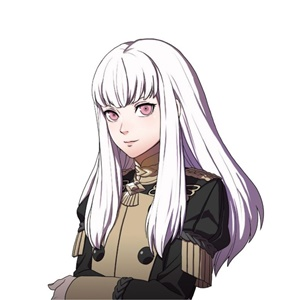 Fire Emblem: Three Houses Lysithea