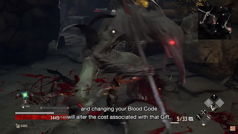 Code Vein Behind the Scenes Video