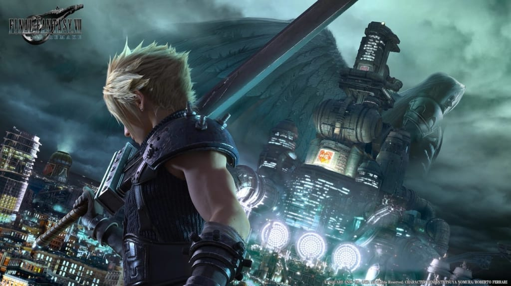FF7 Remake - Chapter 1: The Destruction of Mako Reactor 1 Walkthrough