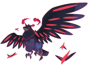 Pokemon Sword and Shield - Gigantamax Corviknight