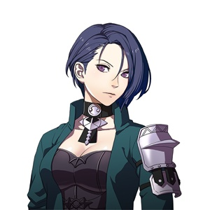 Fire Emblem: Three Houses Shamir