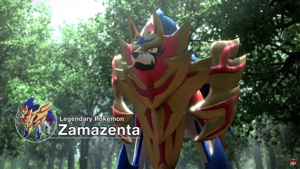 Pokemon Sword and Shield Nintendo Direct
