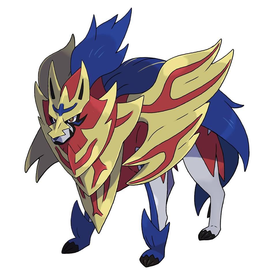 Pokemon Sword and Shield - Zamazenta