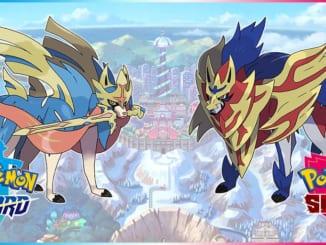 Pokemon Sword and Shield - Legendary Pokemon