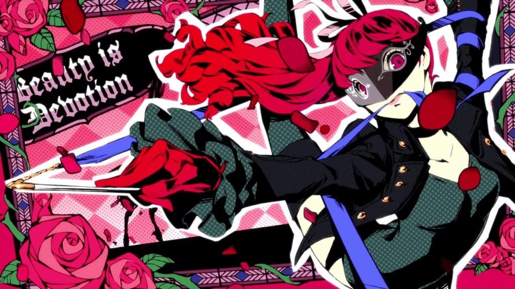 """Persona 5 / Persona 5 Royal - """"Kasumi"""" Yoshizawa (Violet) All-Out Attack"""