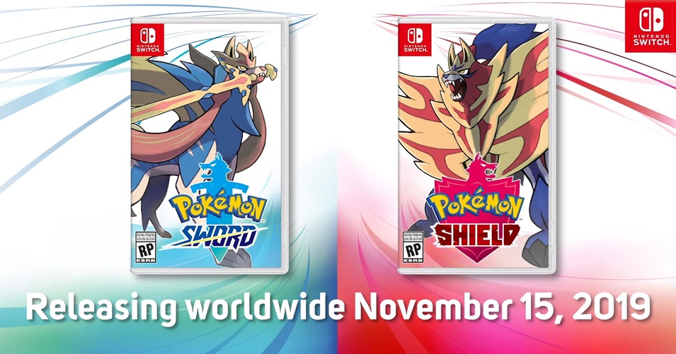 Pokemon Sword and Shield - Game Versions