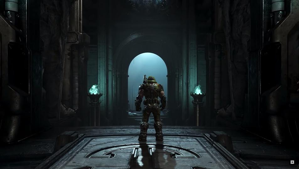Doom Eternal Official Release Date