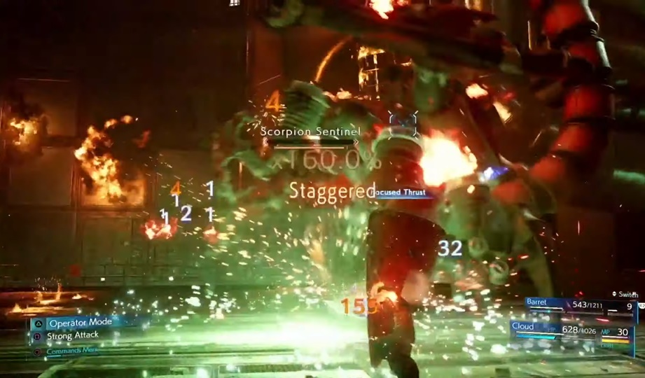 FF7 Remake New Features
