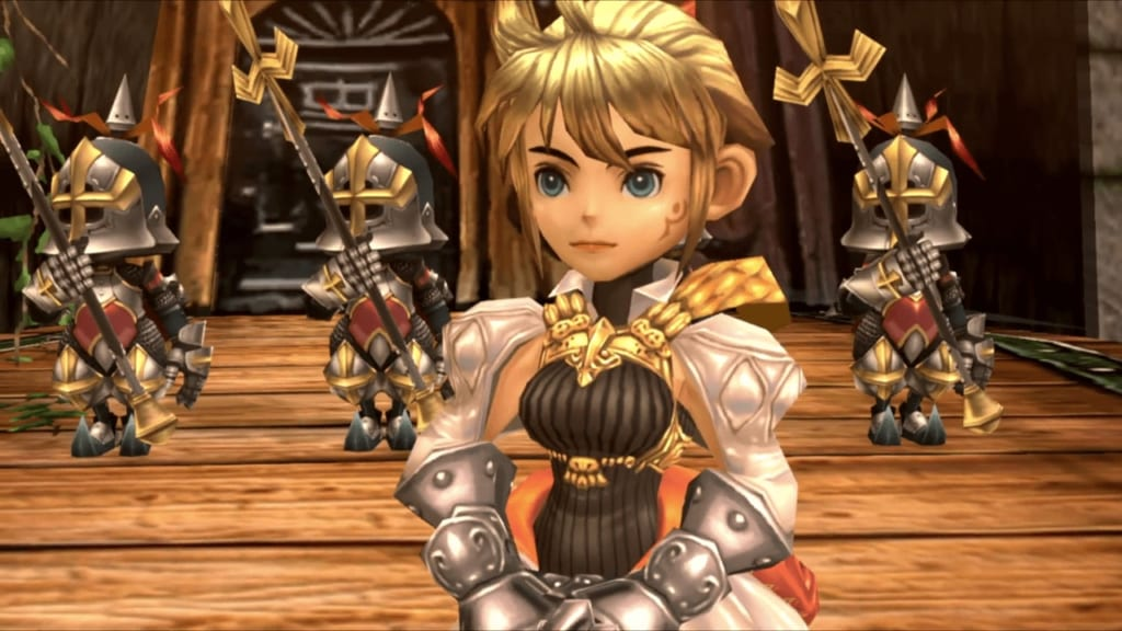 Final Fantasy Crystal Chronicles: Remastered Edition - Storyline Walkthroughs