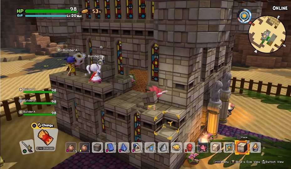 Dragon Quest Builders 2 Playable Demo Announced