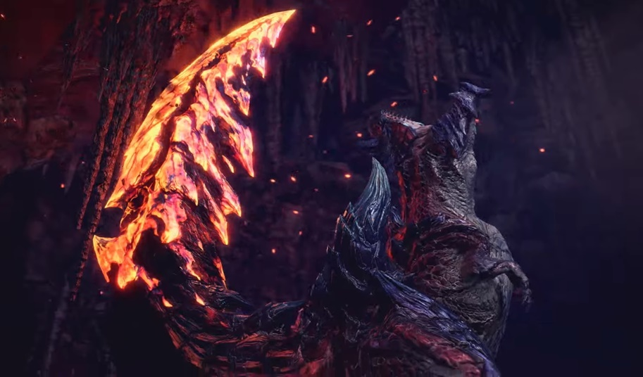 Glavenus Monster Guide