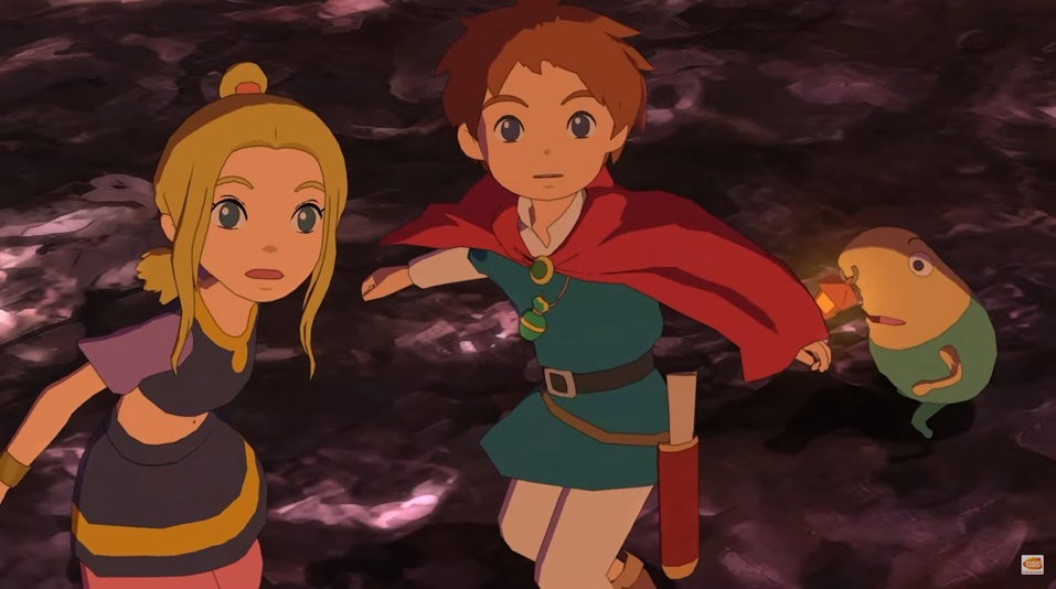 Ni No Kuni: Wrath of the White Witch Remastered Release